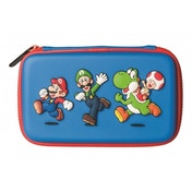 Super Mario Universal Travel Zip Case 3DS XL/3DS/DSi XL/DSi/DS Lite