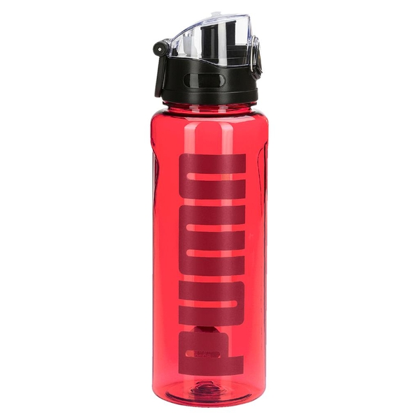 Puma TR Sportstyle Water Bottle Red 1000ml