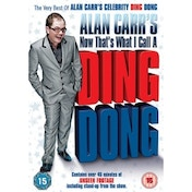 Alan Carr Now Thats What I Call A Ding Dong DVD