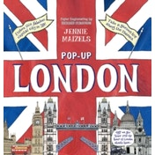 Pop-up London by Jennie Maizels (Hardback, 2011)