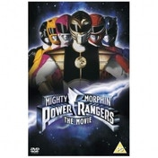 Power Rangers The Movie DVD