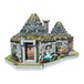 Wrebbit 3D Harry Potter Hagrid's Hut - 270 Pieces - Image 2