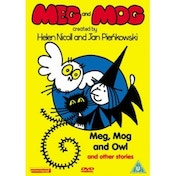 Meg and Mog Meg, Mog and Owl DVD
