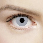 Zombie Grey 1 Day Halloween Coloured Contact Lenses (MesmerEyez XtremeEyez)