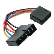 Hama Vehicle Adapter, universal, DIN - ISO power supply