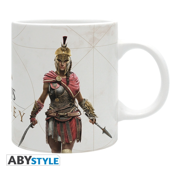 Assassin's Creed - Heroes Mug