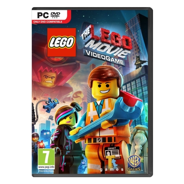 The Lego Movie The Videogame Game PC