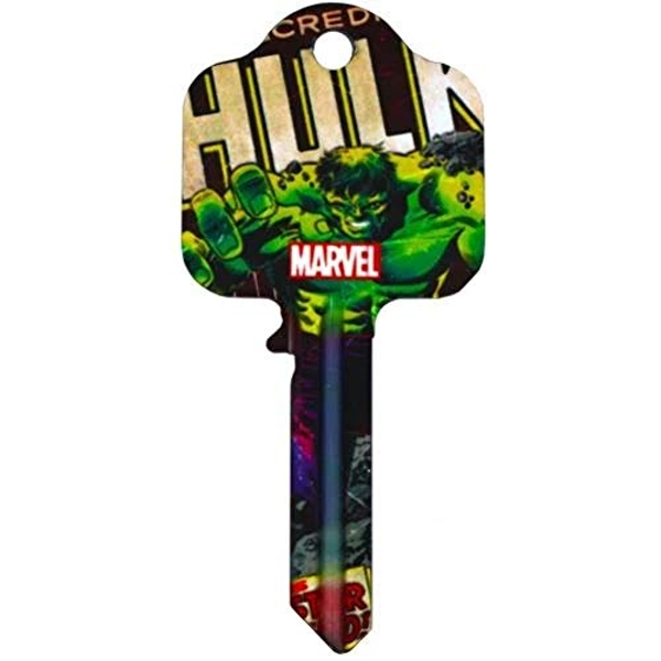 Marvel Comics Door Key Hulk