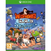 Worms WMD All Stars Xbox One Game