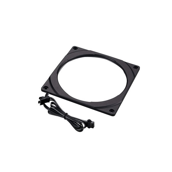 Phanteks Halos 140mm Digital RGB LED Fan Frame - Black