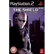 Ex-Display The Shield Game PS2 Used - Like New