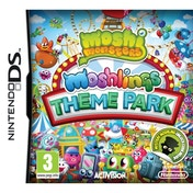 Moshi Monsters 2 Moshlings Theme Park Game DS