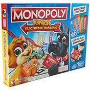 Monopoly Junior Electronic Banking Edition Board Game