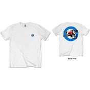 The Jam - Target Logo Men's Small T-Shirt - White