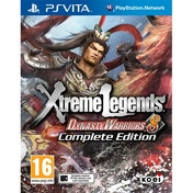 Dynasty Warriors 8 Xtreme Legends Complete Edition PS Vita Game