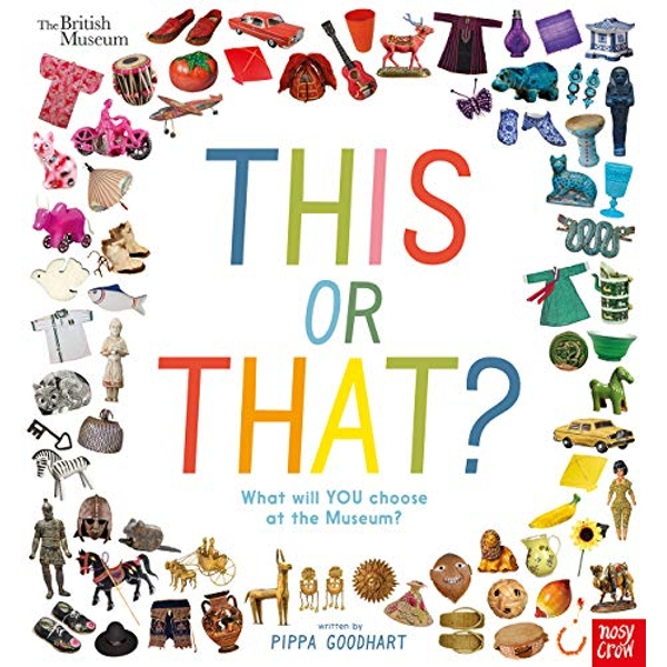 British Museum: This or That?  Hardback 2019