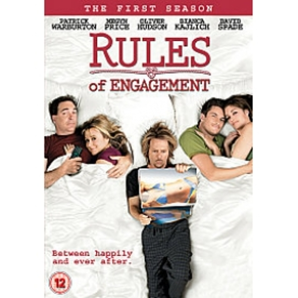 Rules Of Engagement - Season 1 DVD
