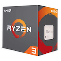 AMD Ryzen 3 1300X 3.5GHz 8MB L3 Box processor