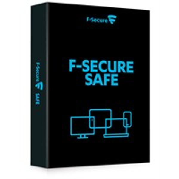 F-SECURE SAFE Full license 2year(s) Multilingual FCFXBR2N003E1