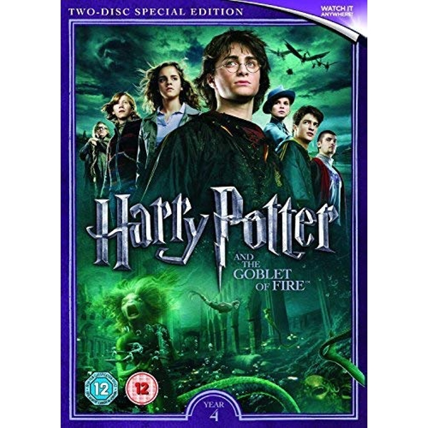 Harry Potter And The Goblet Of Fire (Special Edition) DVD