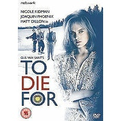 To Die For (DVD, 2012)
