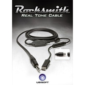 Rocksmith Real Tone Cable PS3 & Xbox 360 [Damaged Packaging]