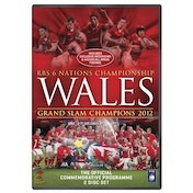 Wales Grand Slam - RBS 6 Nations Review DVD