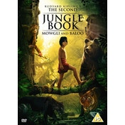Rudyard Kipling's The Second Jungle Book - Mowgli And Baloo [DVD]