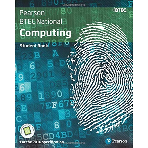 BTEC National Computing Student Book   Mixed media product 2017