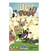 Uly & Polly Board Game