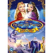 Princess Twins Of Legendale DVD