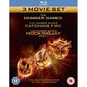 The Hunger Games - Triple Pack Blu-ray