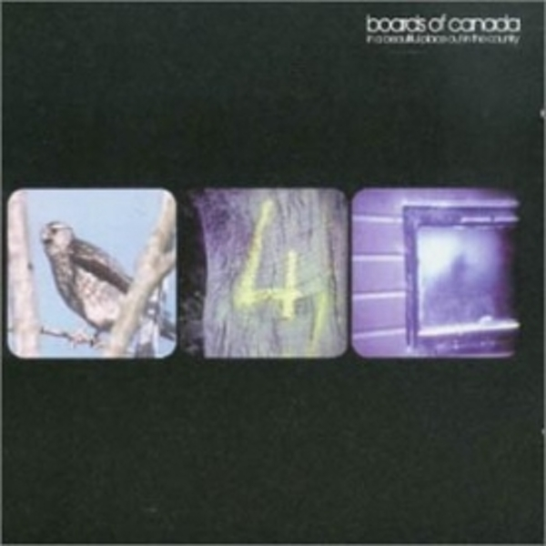 Boards of Canada - In a Beautiful Place Out in the Country CD