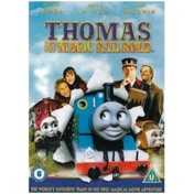 Thomas And The Magic Railroad DVD
