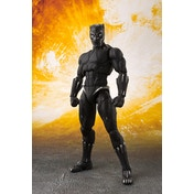 Black Panther (Avengers Infinity War) Bandai Tamashi Nations SH Figuarts Action Figure