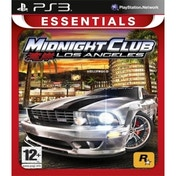 Midnight Club Los Angeles Complete Edition Game (Essentials) PS3