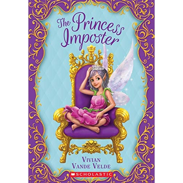 The Princess Imposter  Paperback 2018
