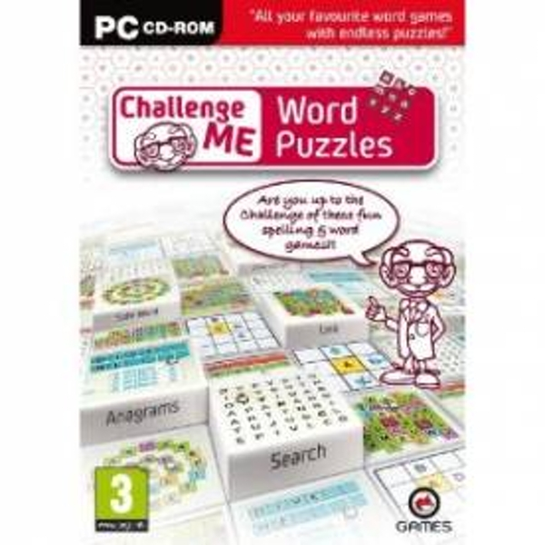 Challenge Me Word Puzzles Game PC