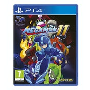Mega Man 11 PS4 Game