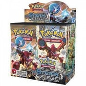 Ex-Display Pokemon TCG XY11 Steam Siege Boosters (36 packs)