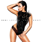 Demi Lovatto - Confident CD