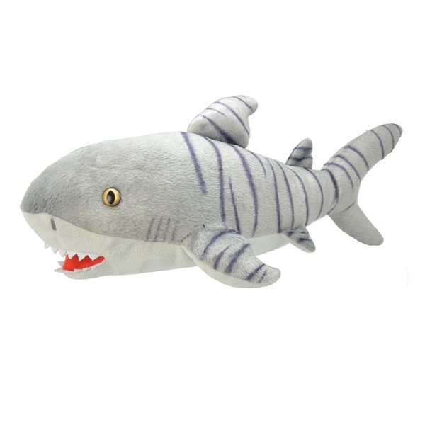 All About Nature Tiger Shark 40cm Plush