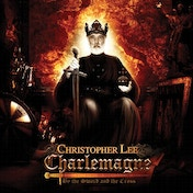 Christopher Lee - Charlemagne: By The Sword & The Cross Vinyl