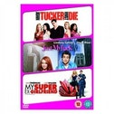 John Tucker Must Die/My Super Ex Girlfriend/Just My Luck DVD