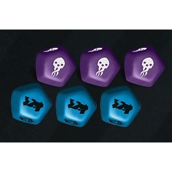 Endure the Stars 1.5 Solomen and Weapon Jam Dice Pack