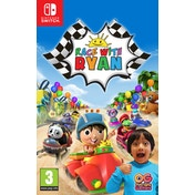 Race with Ryan Nintendo Switch Game