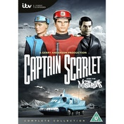 Captain Scarlet The Complete Collection DVD