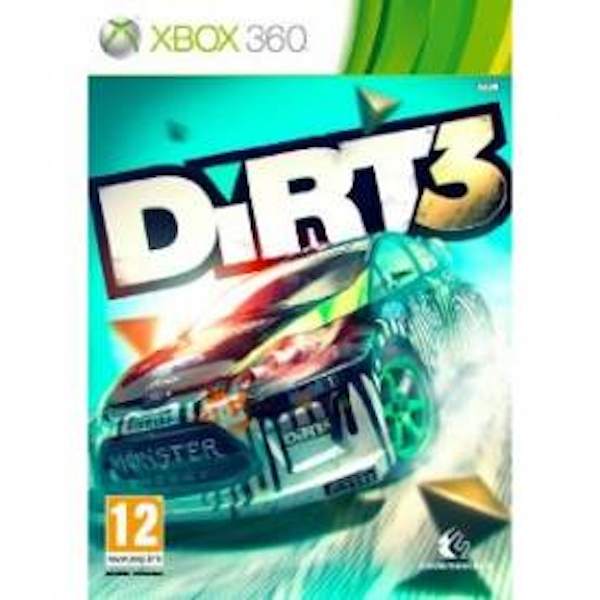 Dirt 3 Game Xbox 360