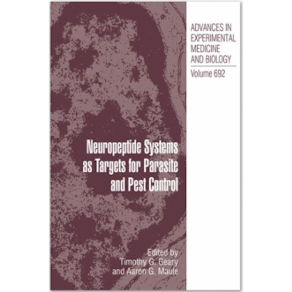 Neuropeptide Systems as Targets for Parasite and Pest Control : 692
