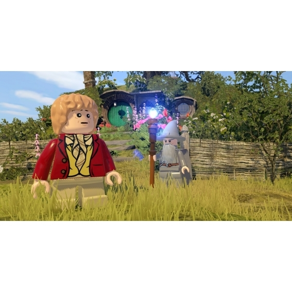 LEGO The Hobbit (with Side Quest Character Pack DLC) Xbox 360 Game - Image 5